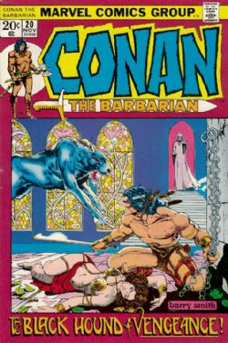 Conan The Barbarian (1st Series) (1970) 20