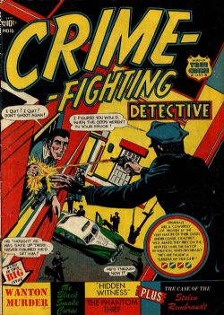 Crime Fighting Detective (1950) 16