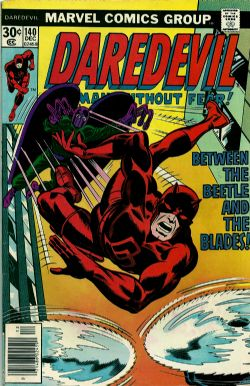 Daredevil (1st Series) (1964) 140