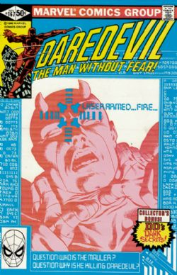 Daredevil (1st Series) (1964) 167
