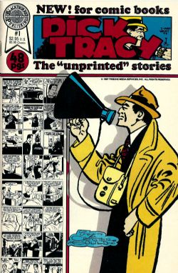 "Dick Tracy The ""Unprinted"" Stories (1987) 1"