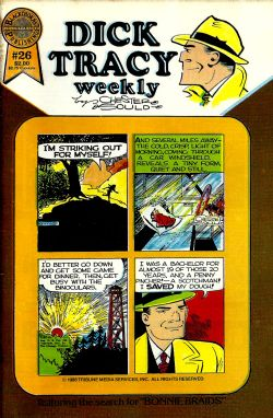 Dick Tracy Weekly (1988) 26