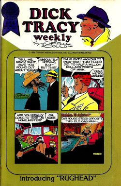 Dick Tracy Weekly (1988) 44