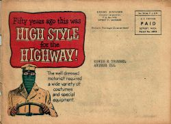 Dodge Motors Promotional Comics: High Style For the Highway (1953) nn
