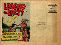 Dodge Motors Promotional Comics: Legend or Fact? (1953) nn (May 1953)