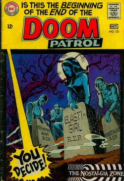Doom Patrol (1st Series) (1964) 121