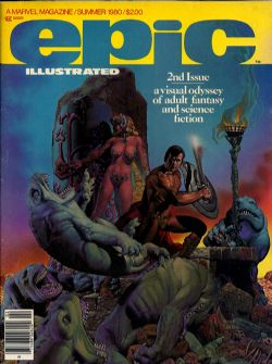 Epic Illustrated (1980) 2