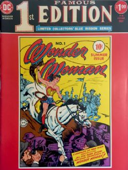 Famous First Editions (1974) F-6 (Wonder Woman 1)