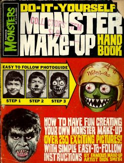 Buy sell and trade famous monsters of filmland do it yourself famous monsters of filmland do it yourself monster make up handbook 1965 solutioingenieria Image collections