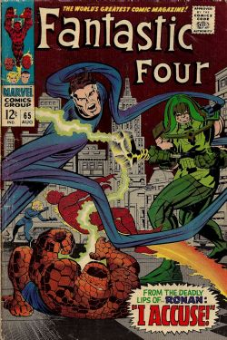 The Fantastic Four (1st Series) (1961) 65