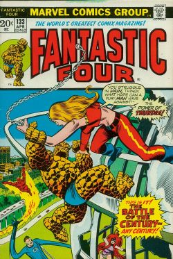 The Fantastic Four (1st Series) (1961) 133