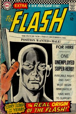 The Flash (1st Series) (1959) 167
