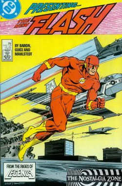 The Flash (2nd Series) (1987) 1