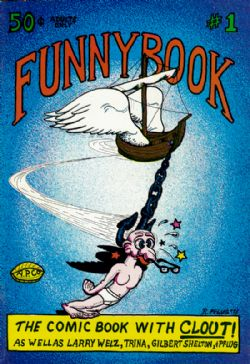 Funnybook (1971) 1