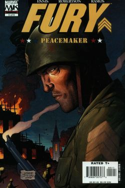 Fury: Peacemaker (2006) 5