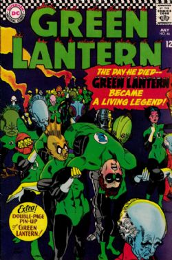 Green Lantern (1st Series) (1960) 46