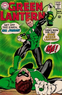 Green Lantern (1st Series) (1960) 59