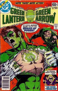 Green Lantern (1st Series) (1960) 110
