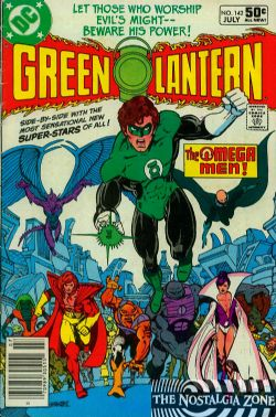 Green Lantern (1st Series) (1960) 142