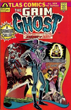 Grim Ghost (1975) 2
