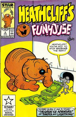Heathcliff's Funhouse (1987) 2