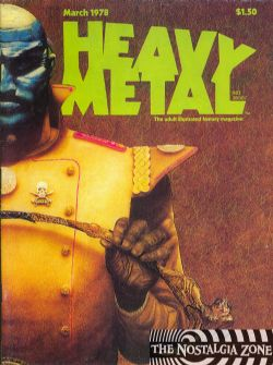 Heavy Metal Volume 1 (1978) 12 (March)
