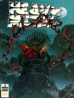 Heavy Metal Volume 3 (1979) 3 (July)