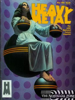 Heavy Metal Volume 6 (1982) 2 (May)
