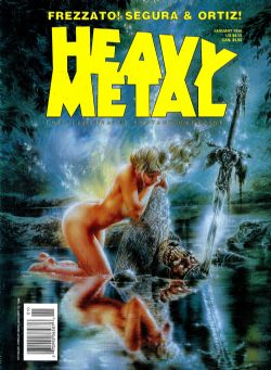 Heavy Metal Volume 19 (1995) 6 (January 1996)