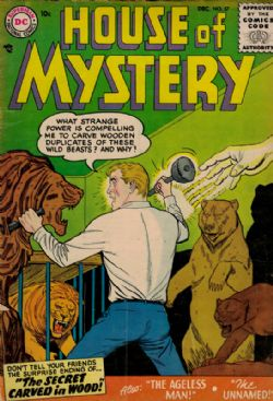 House Of Mystery (1st Series) (1951) 57