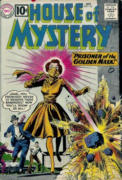 House Of Mystery (1st Series) (1951) 115