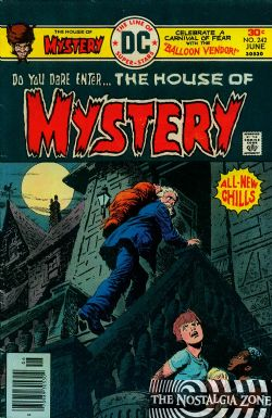 House Of Mystery (1st Series) (1951) 242