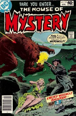 House Of Mystery (1st Series) (1951) 279