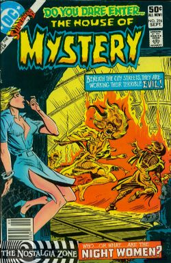 House Of Mystery (1st Series) (1951) 296