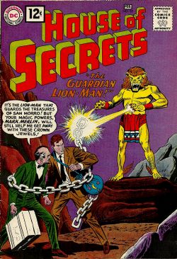 House Of Secrets (1st Series) (1956) 52