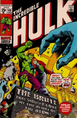 The Incredible Hulk (1st Series) (1962) 140