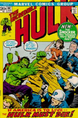 The Incredible Hulk (1st Series) (1962) 147