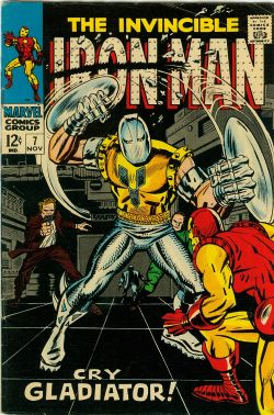 Iron Man (1st Series) (1968) 7
