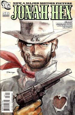 Jonah Hex (2nd Series) (2005) 56