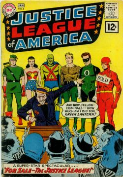 Justice League Of America (1st Series) (1960) 8