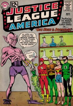 Justice League Of America (1st Series) (1960) 11