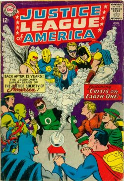 Justice League Of America (1st Series) (1960) 21