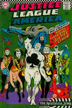 Justice League Of America (1st Series) (1960) 54
