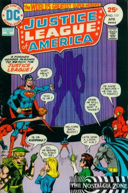 Justice League Of America (1st Series) (1960) 117