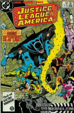Justice League Of America (1st Series) (1960) 253