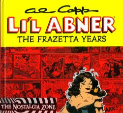 Al Capp's Li'l Abner: The Frazetta Years (2003) 1
