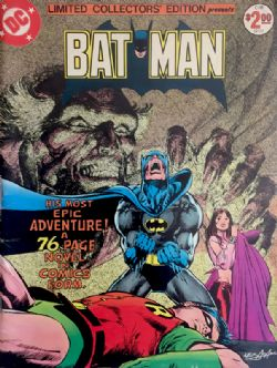 Limited Collectors' Edition (1973) C-51 (Batman)