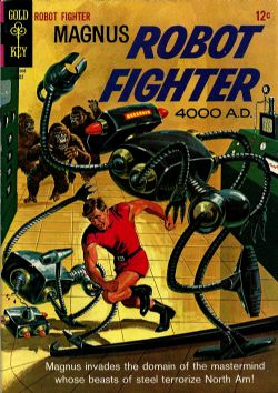 Magnus, Robot Fighter (1963) 11