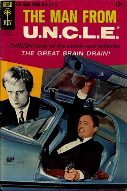 The Man From U. N. C. L. E. (1965) 14