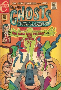 The Many Ghosts Of Doctor Graves (1967) 29